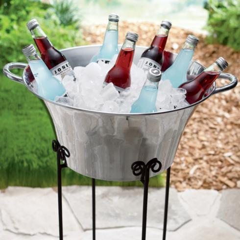 Beverage Tub with Stand collection with 1 products