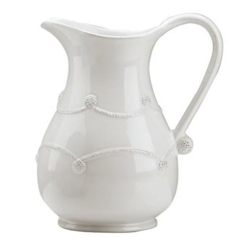 Plum Southern Exclusives   Pitcher Large - Berry & Thread White $98.00