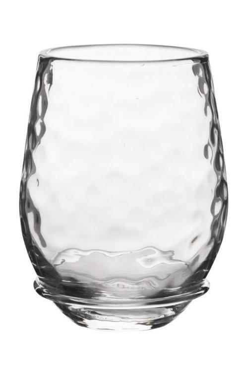 Plum Southern Exclusives   Juliska Carine Stemless White Wine Glass $27.00