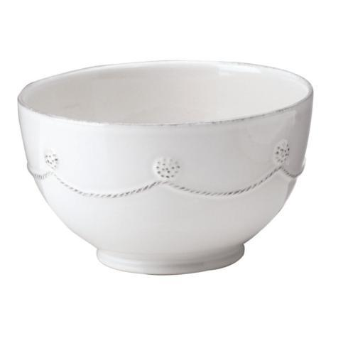Plum Southern Exclusives   Cereal Bowl - Berry & Thread (white) $39.00