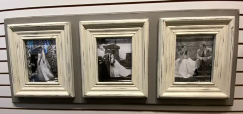 $220.00 Wall Frame - 3 Opening 8x10