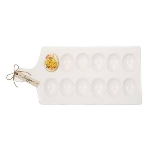 Mud Pie   Mud Pie - Egg Tray $28.00