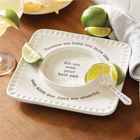 $19.50 Lime & Salt Margarita Rimmer