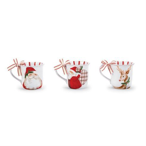 Mugs - Santa Assorted collection with 1 products
