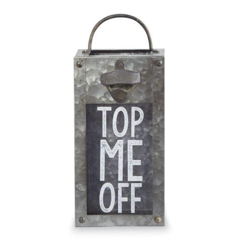 Wine Cork Box - Top Me Off collection with 1 products
