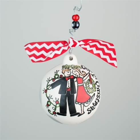 Glory Haus   Ornament Our 1st Christmas $13.50