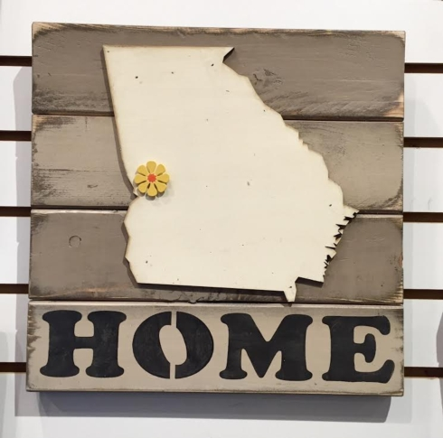 Wall Art Georgia Home collection with 1 products