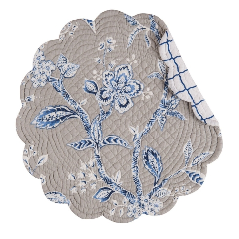 Placemat Annabelle Blue collection with 1 products