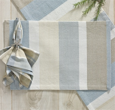 Placemat Serena Stripe collection with 1 products