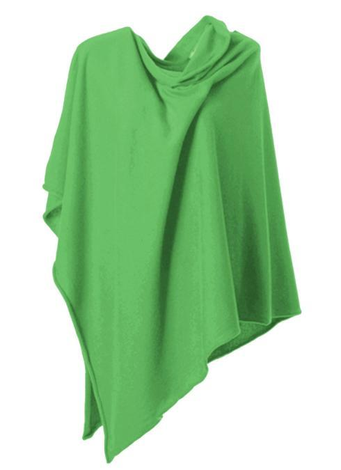 $35.00 Poncho - (lightweight - 4 season) Spring Green