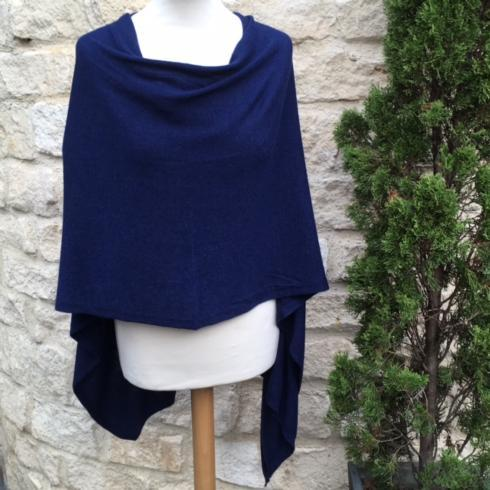 $35.00 Poncho - (lightweight - 4 season) Navy!