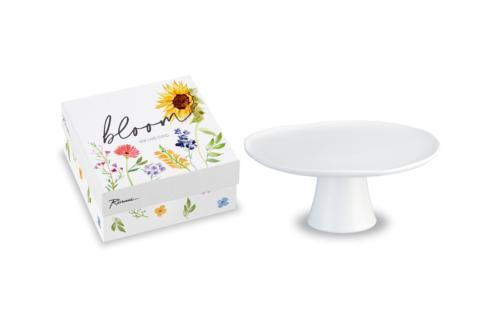 Plum Southern Exclusives   Cake Stand wBox $69.50