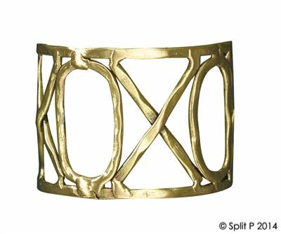 Napkin Rings XOXO (trellis) collection with 1 products