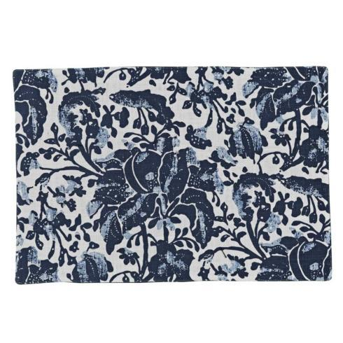 $11.25 Placemat - Finley Blue