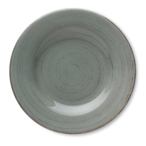 Tag   Dinner Plate Slate Blue $10.00