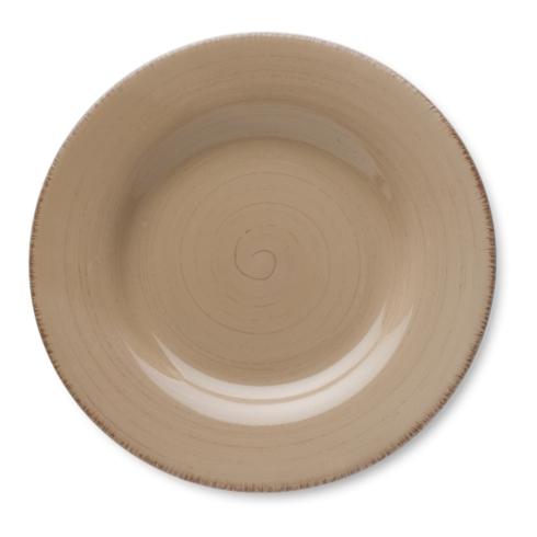 Tag   dinner plate tan $10.00
