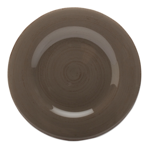 Tag   Dinner Plate Warm Gray $10.00