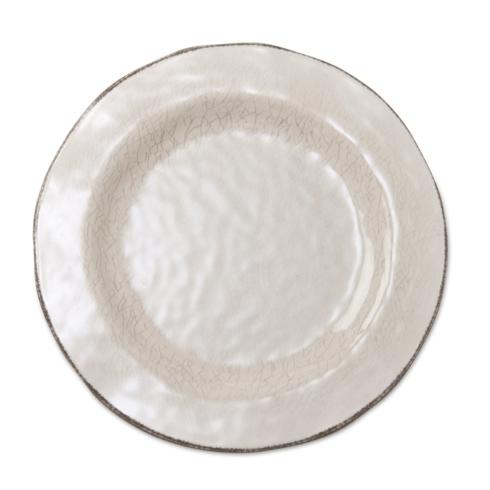 $10.25 Melamine Ivory Salad Plate