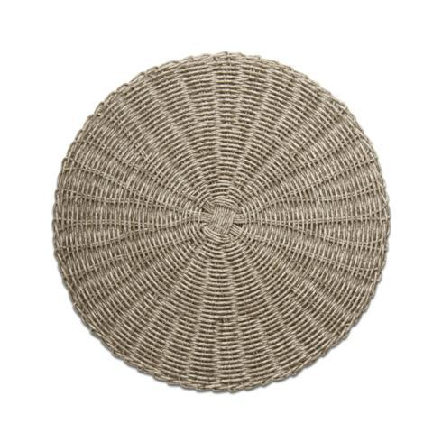 Tag   Placemat - Gray Wicker $13.50