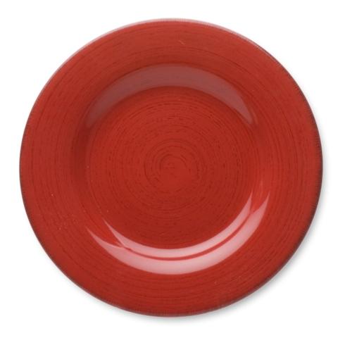 $10.00 Dinner Plate Red