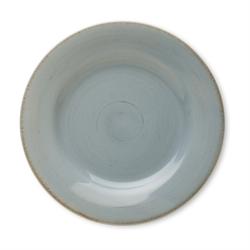 $8.00 Salad Plate Slate Blue