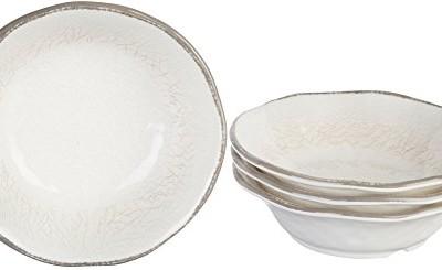 $8.75 Melamine Ivory Cereal Bowl