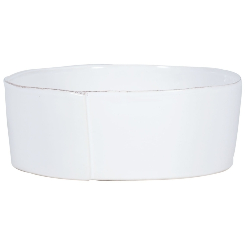 $129.00 Vietri Lastra Large Serving Bowl