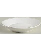 Plum Southern Exclusives   Vietri Lastra Pasta Bowl (white) $38.00