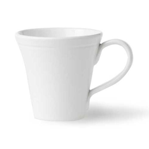 $28.00 Viva by Vietri - Fresh - White Mug