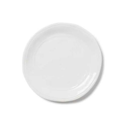 $23.00 Viva by Vietri - Fresh - White Salad Plate