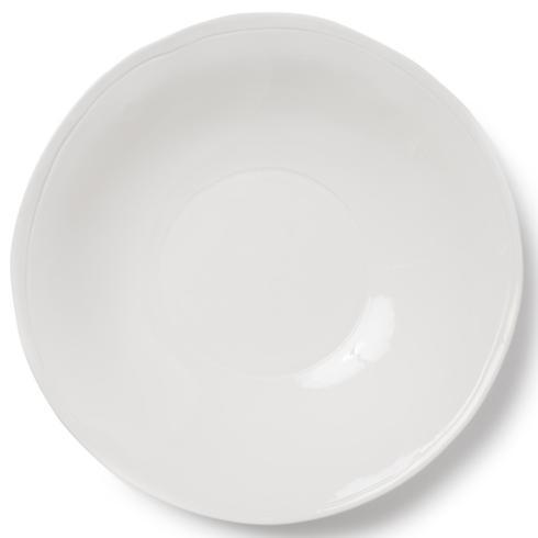 Plum Southern Exclusives   Viva Fresh White - large serving bowl $111.00