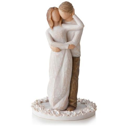 $36.00 Willow Tree Cake Topper (Together)