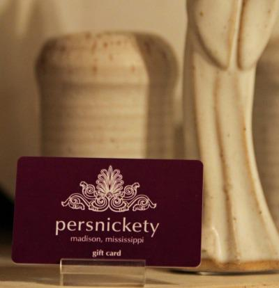 Persnickety Exclusives   Gift Card $50.00