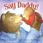 $15.95 Say Daddy Book