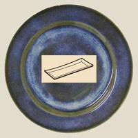 Rect Bread Tray Indig collection with 1 products