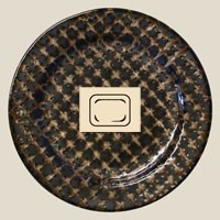 Med Rect Plate Carame collection with 1 products