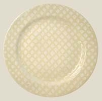 Dinner Plate Whi Iris collection with 1 products