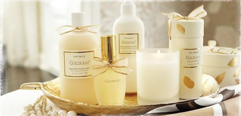 Gold collection with 6 products
