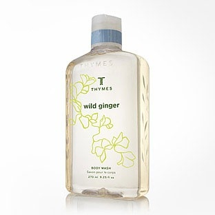 Ginger Body Wash collection with 1 products