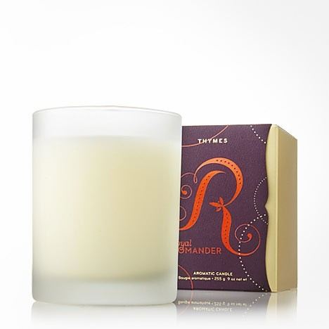 Royal Pom Poured Candle collection with 1 products