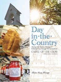 Persnickety Exclusives   Day In The Country Cookbook $28.95