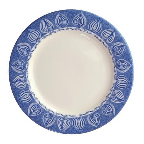 "$30.00 Salad Plate 9"" Blue -C-"