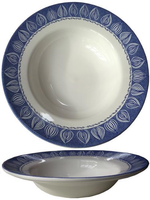 $76.00 Serving Bowl Large Blue