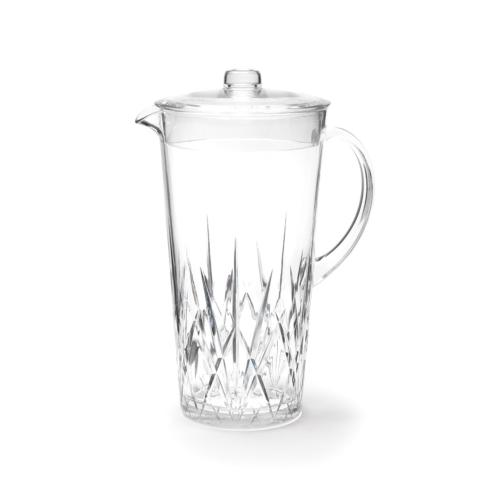 $40.00 Crystal 2L Pitcher