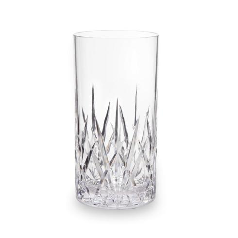 Q Squared  Aurora Crystal 23oz Highball Tumbler $14.00