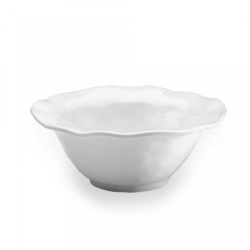 Q Squared  White Cereal Bowl  $10.00