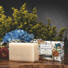 $15.00 Beekman 1802 & Mackenzie Childs Soap - Flower Market