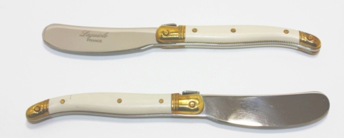 Laguiole spreaders Ivory handles