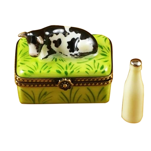 $229.00 Cow W/Milk Bottle