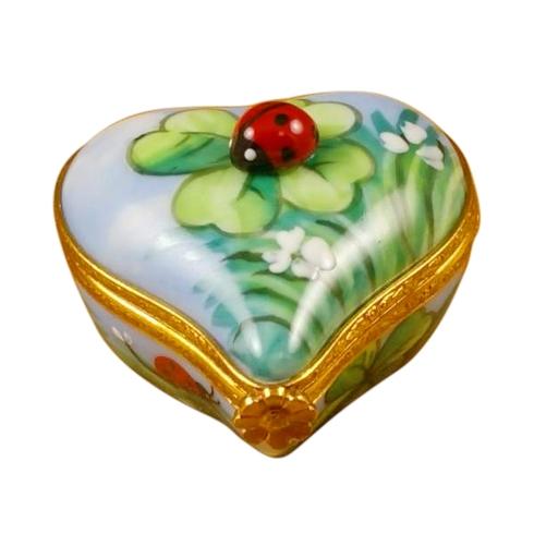$229.00 Ladybug On Heart